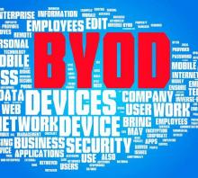 Aux États-Unis, quatre employés sur 10 utiliseraient leur appareil personnel au bureau dans le cadre du BYOD. Les employeurs ne sont pas au courant de telles pratiques.