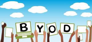 Le BYOD n'est plus l'apanage des seules entreprises et administrations puisque grandes écoles et universités l'ont adopté à leur tour au cours des dernières années.