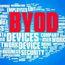 Considéré comme l'avenir du travail en entreprise, le BYOD a connu une adoption rapide par les professionnels au cours des dernières années.