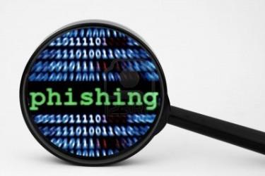 Les données financières sont la cible privilégiée des auteurs de phishing : le tiers des attaques enregistrées au cours de l'année dernière visait uniquement ce type d'information.