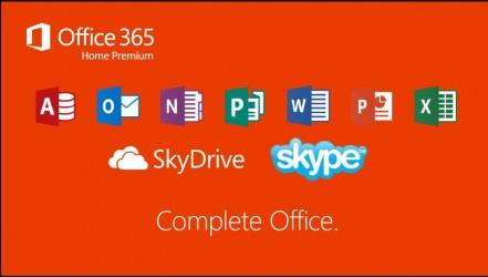 Les entreprises ayant souscrit à Office 365 sont les principaux bénéficiaires.
