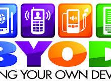 La tendance n'est pas prête de s'inverser bien que le BYOD peut représenter des risques pour la sécurité de l'entreprise.