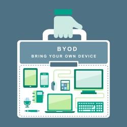 Cette dernière verra de bon œil la volonté d'un dirigeant d'autoriser ses employés à suivre la tendance BYOD.