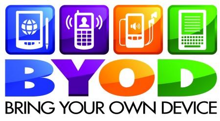 Le nombre des personnes adoptant la tendance BYOD ne cesse de se multiplier.