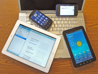 A l'heure actuelle, le Bring Your Own Device existe dans tous les secteurs du monde professionnel y compris ceux qui ne votent pas en sa faveur.