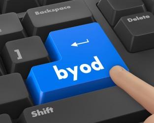 La moitié des personnes questionnées lors de cette étude confirme pourtant que des progrès notables ont été enregistrés dans le BYOD.
