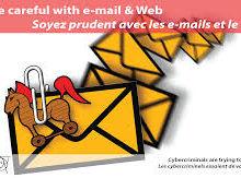 Lorsque les gens reçoivent des mails, ils ne s'interrogent même pas sur la conséquence de son ouverture.