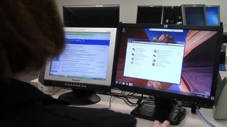 Dans le sens contraire, quand le PC ou l'ordinateur portable appartient au télétravailleur, le niveau de sécurité est à son plus bas niveau.