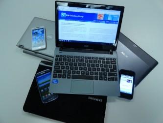 Les salariés autorisés à travailler avec leur propre ordinateur sur le lieu de travail prennent souvent la liberté d'utiliser des applications autres que celles qui sont nécessaires pour l'exercice de leur métier.